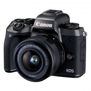 Fotoaparatas Canon EOS M5 15-45S Skaitmeniniai fotoaparatai