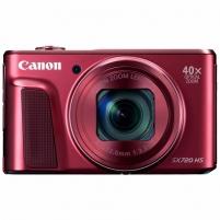 Fotoaparatas Canon Powershot SX720 HS red (Damaged Box) Skaitmeniniai fotoaparatai