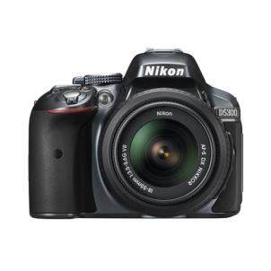 Fotoaparatas D5300 kt 18-55 VR AF-P