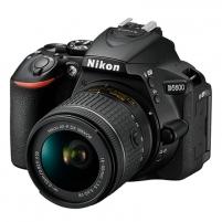 Fotoaparatas D5600 + AF-P DX 18-55 VR