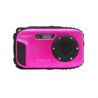 Fotoaparatas Easypix Aquapix W1627 Ocean pink Digitālās fotokameras