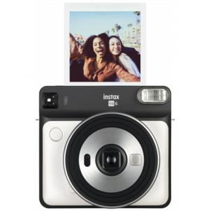 Fotoaparatas Fujifilm Instax Square SQ6 Instant Camera + Square glossy (10pl) Peral white Momentiniai fotoaparatai