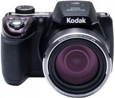 Fotoaparatas Kodak AZ525 Black Digitālās fotokameras