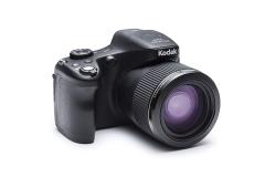 Fotoaparatas Kodak AZ651 Black Digitālās fotokameras