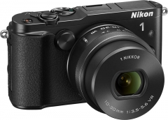 Fotoaparatas Nikon 1 V3 Kit 10-30 mm Black