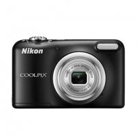 "Digital camera Nikon Coolpix A10 Black/16.1Mpixels,NIKKOR 5x,2.7"" LCD,ISO 80-1600,Support SD/SDHC/SDXC,Li-ion batt."