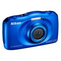 Fotoaparatas Nikon Coolpix W100 Blue