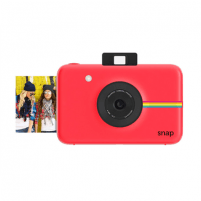 Fotoaparatas Polaroid Snap Instant Digital Camera Red Instant cameras