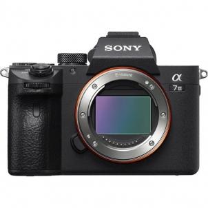 Fotoaparatas Sony ALPHA a7 Mark III Skaitmeniniai fotoaparatai