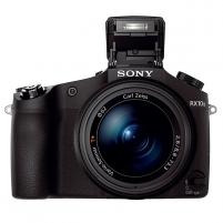 Fotoaparatas Sony DSC-RX10 Mark II black Digitālās fotokameras