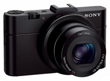 Fotoaparatas Sony DSC-RX100 II Skaitmeniniai fotoaparatai