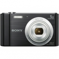 Digital camera Sony DSC W800 Black