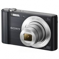 Digital camera Digital camera Sony DSC W810 Black Digital cameras
