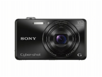 Fotoaparatas Sony DSC-WX220B black Skaitmeniniai fotoaparatai