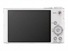 Fotoaparatas Sony DSC WX350 18.2 Baltas Digitālās fotokameras