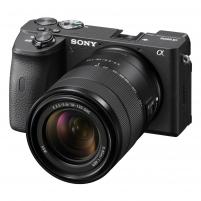Fotoaparatas Sony ILCE-6600MB kit 18-135mm Digitālās fotokameras