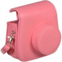 Fotoaparato dėklas Fujifilm Instax Mini 9 Case Flamingo pink Foto krepšiai