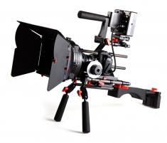 Fotoaparato tvirtinimo mechanizmas Benro DSLR rig DV20C Cameras, accessories and other