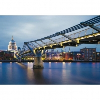 Foto tapetas Komar 8-924 Milenium Bridge