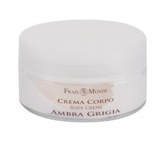 Frais Monde Amber Gris Body Cream Cosmetic 200ml Kūno kremai, losjonai