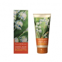 Frais Monde Hand Cream Thermal Salts Lily Of The Valley Cosmetic 100ml Rankų priežiūros priemonės