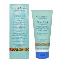 Frais Monde Spa-Cell Linea Cellulite Cream Gel Cold Effect Cosmetic 200ml Stangrinamosios kūno priežiūros priemonės