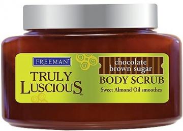 Freeman Body Scrub Chocolate Cosmetic 200ml Stangrinamosios kūno priežiūros priemonės