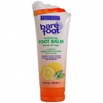 Freeman Revitalizing Foot Balm Lemon & Sage 150 ml Kojų priežiūros priemonės