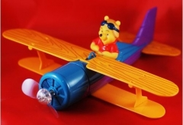 Fusion toys Disney Winnie The Pooh Lavinimo žaislai