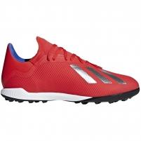 Futbolo bateliai adidas X 18.3 TF BB9399