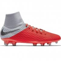 Futbolo bateliai Nike Hypervenom 3 Academy DF FG AQ9217 600