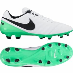 Futbolo bateliai NIKE Tiempo Genio II Leather FG 819213 103