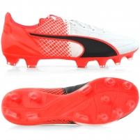 Futbolo bateliai PUMA EVO SPEED 3.5 FG LEATHER 103794 01 Football clothing