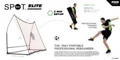 Futbolo batutas QuickPlay SPOT Elite 2.4 x 1.8 m Futbolo vartai, tinklai