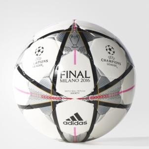 Futbolo kamuolys ADIDAS AC5486 baltas