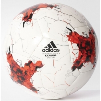 Futbolo kamuolys adidas AZ3200, baltas