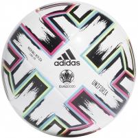 Futbolo kamuolys adidas EURO2020 UNIFORIA LEAGUE J290 FH7351 white Soccer balls