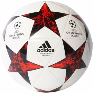 Futbolo kamuolys adidas FINALE 17 CAPITANO BP7784