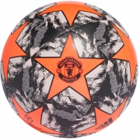 Futbolo kamuolys adidas Finale Manchester United Capitano DY2538 Futbolbumbas