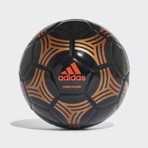 Futbolo kamuolys adidas TANGO STREET GLIDER CE9975 juoda-oranžinė