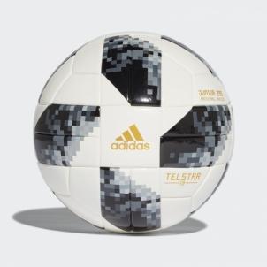 Futbolo kamuolys adidas WORLD CUP 2018 J290 CE8147 #4