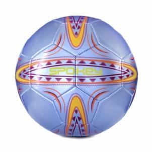 Futbolo kamuolys Ferrum mėlyna/oranžinė