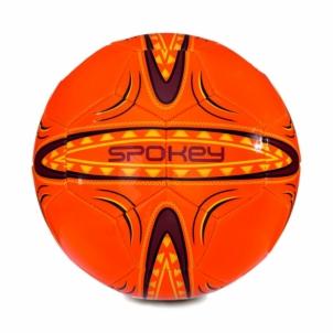 Futbolo kamuolys Ferrum oranžinis/juodas