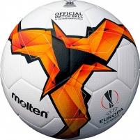 Futbolo kamuolys Molten Official UEFA Europa League F5U5003-K19 Futbolo kamuoliai