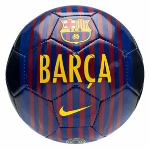 Futbolo kamuolys Nike FCB NK SKLS 1 Futbolo kamuoliai