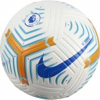 Futbolo kamuolys Nike Strike FA20 balta,mėlyna, oranžinė CQ7150 101
