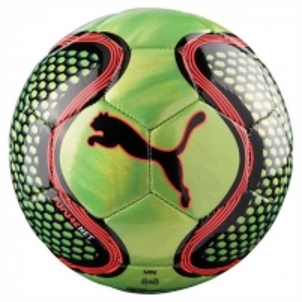Futbolo kamuolys PUMA Future Net Mini Bokso maišai