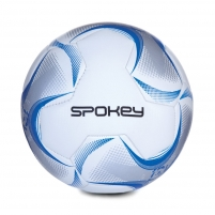 Futbolo kamuolys RAZOR balta/melsva