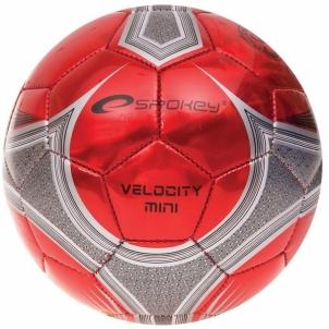 Futbolo kamuolys Spokey VELOCITY MINI Red Soccer balls
