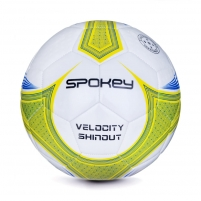 Futbolo kamuolys VELOCITY SHINOUT balta/geltona Soccer balls